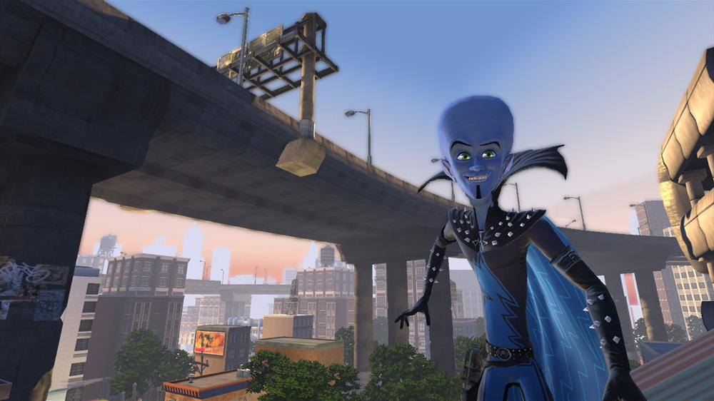 Image from MegaMind: Ultimate Showdown