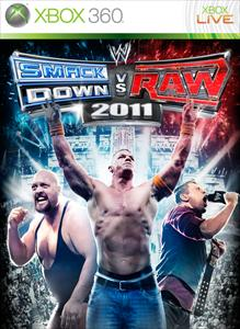WWE Smackdown vs. Raw 2011 - Announce Trailer