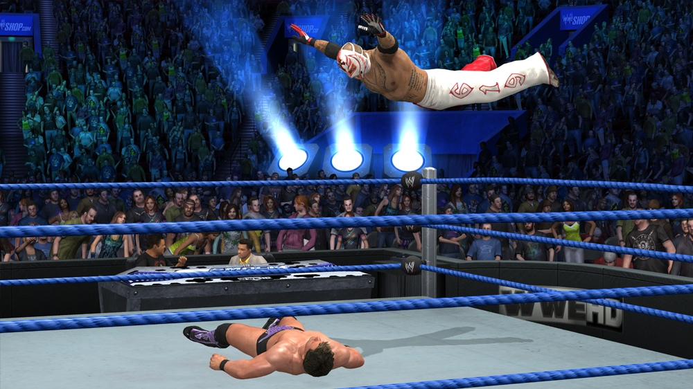 Kuva pelistä WWE Smackdown vs. Raw 2011