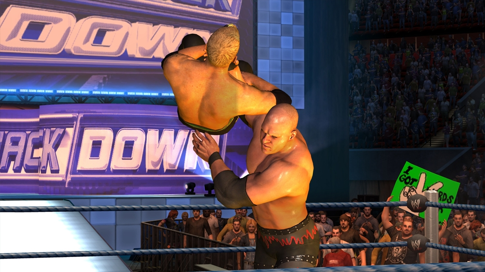 Image from WWE Smackdown vs. Raw 2011