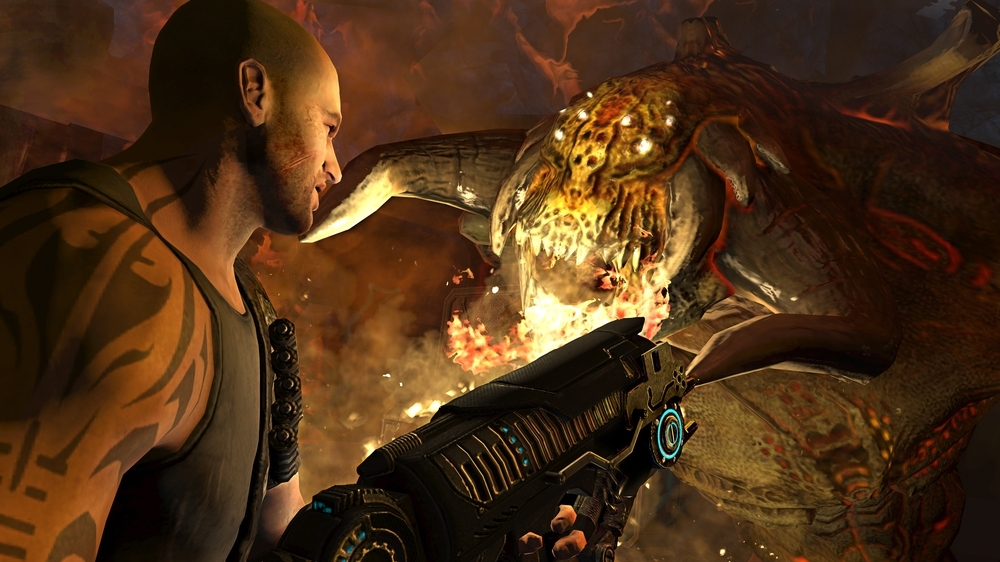 Red Faction: Armageddon の画像