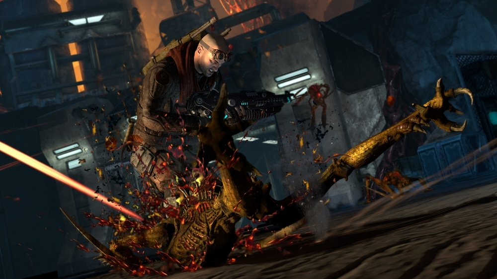 Kuva pelistä Red Faction: Armageddon