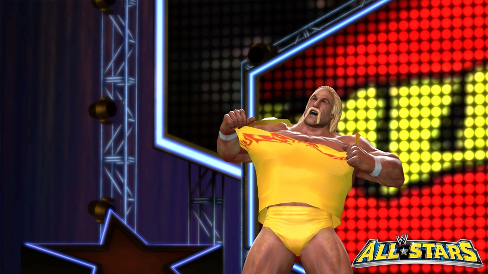 Image from WWE® All Stars™