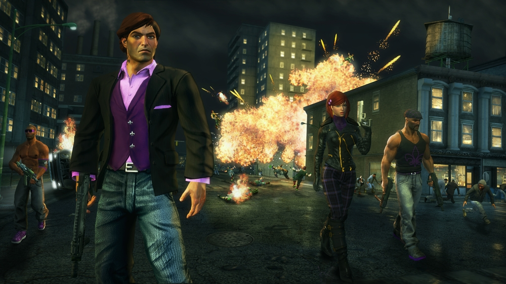 Bild från Saints Row®: The Third™