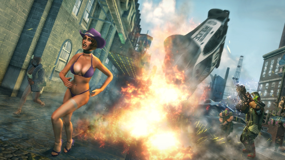 Image from Saints Row®: The Third™