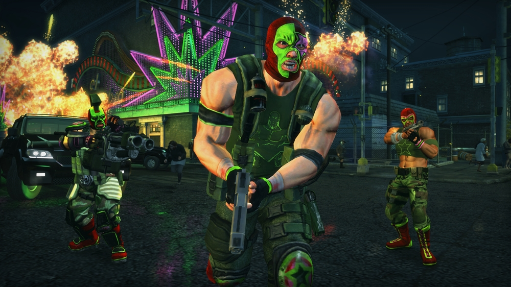 Kép, forrása: Saints Row®: The Third™