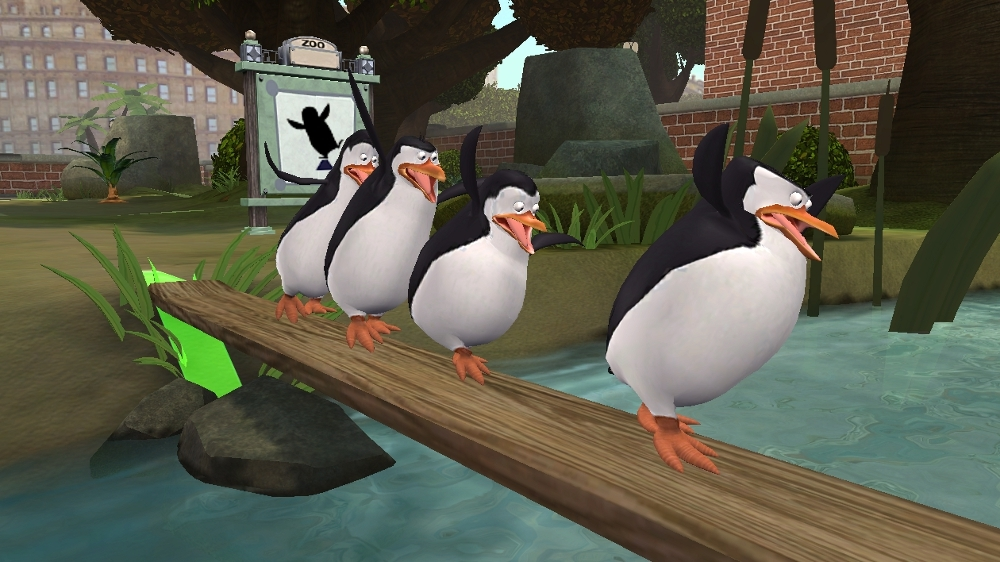 Image from The Penguins of Madagascar