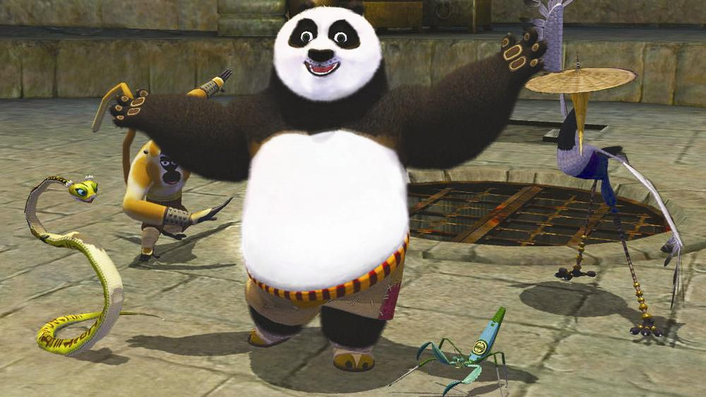 Image from Kung Fu Panda 2