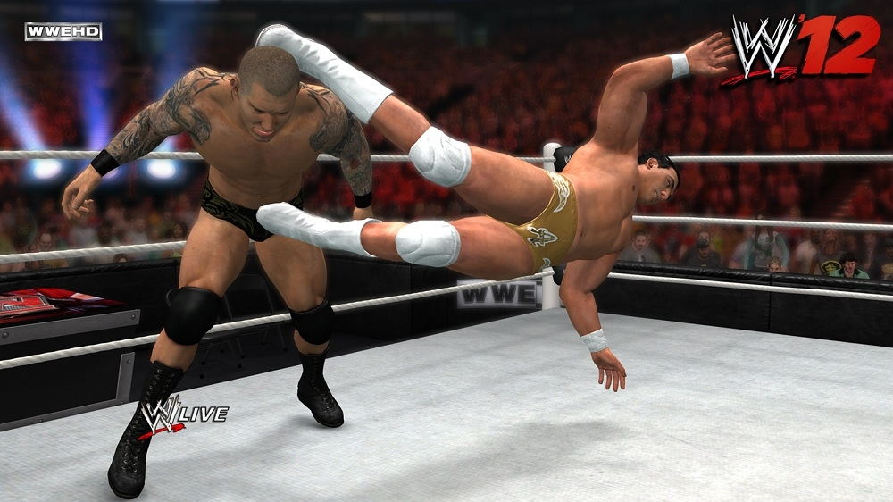 Image from WWE '12