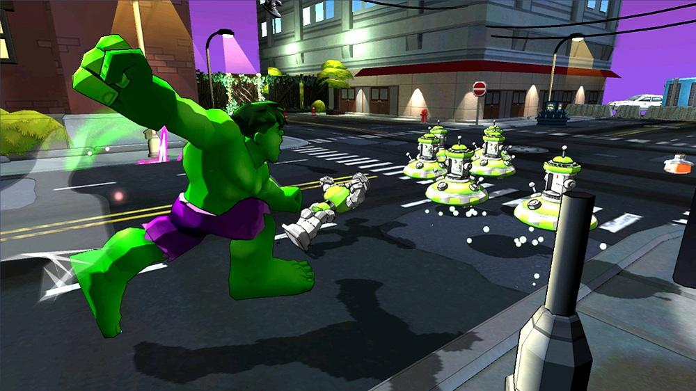 Image from Marvel Super Hero Squad: Comic Combat