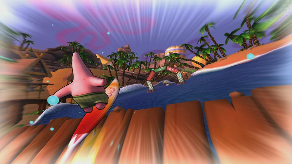 Imagen de Bob Esponja Surf & Skate ¡De vacaciones!