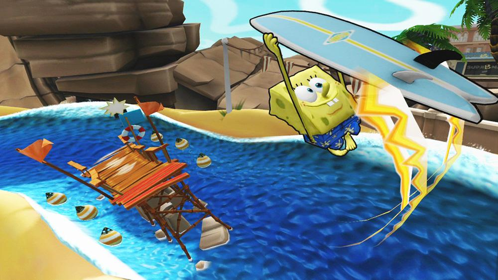 Image from SpongeBob's Surf & Skate Roadtrip