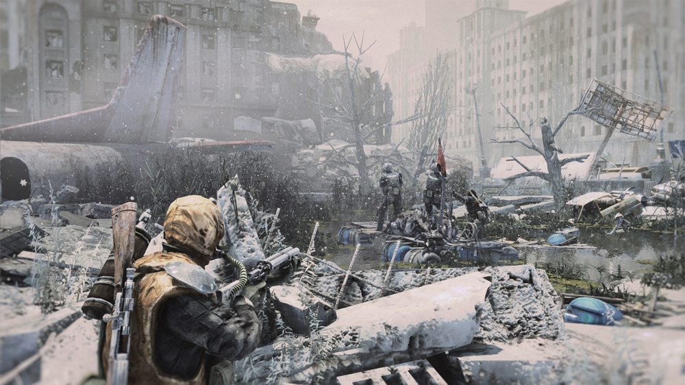 Image from Metro: Last Light
