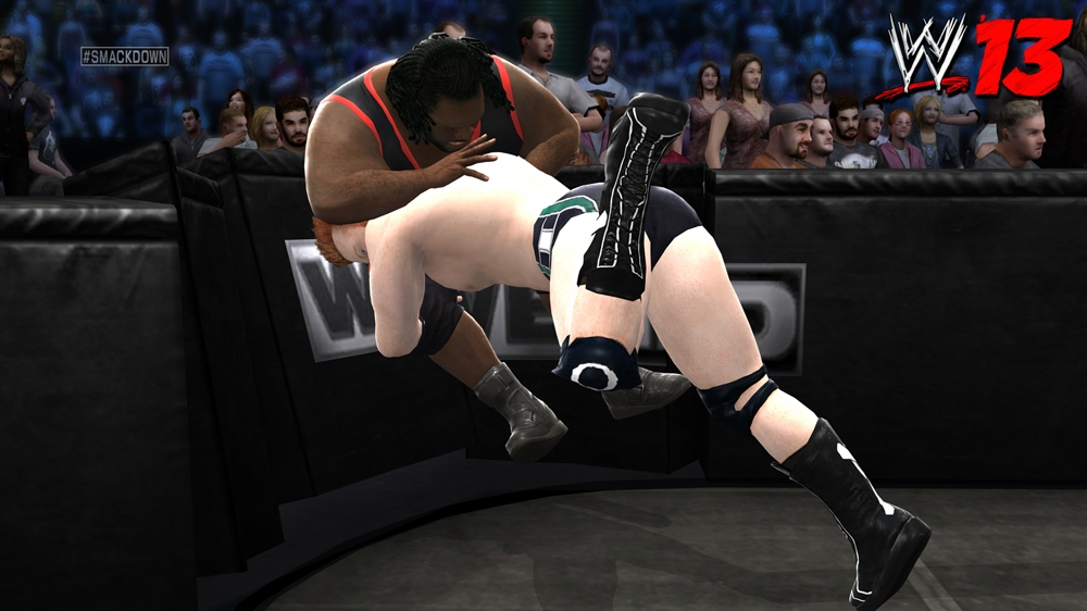 Image from WWE &#39;13