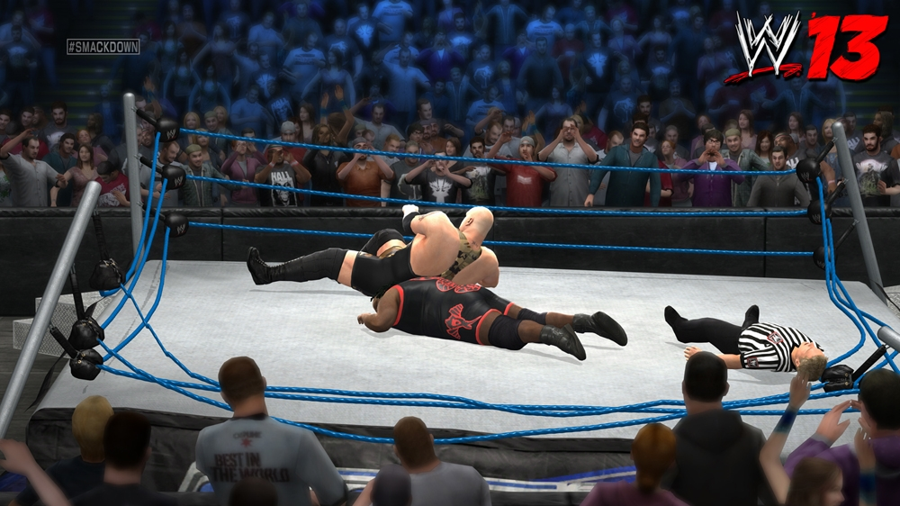 Image from WWE '13