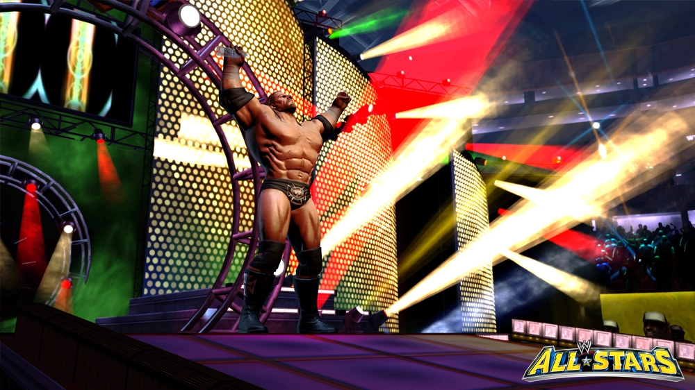 Image from WWE All Stars Demo