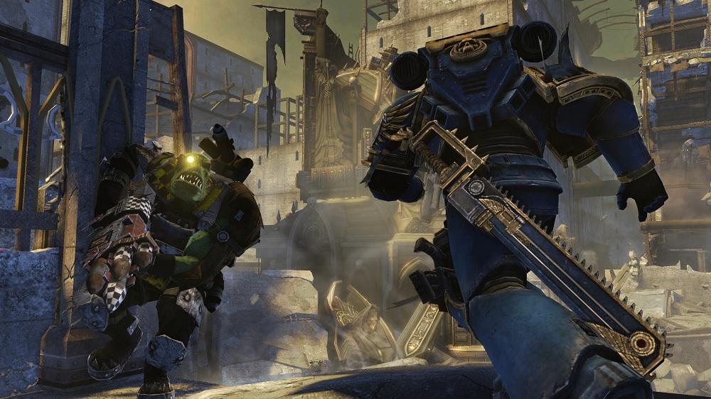 Obraz z Warhammer® 40,000®: Space Marine®