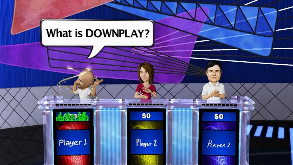 Image from Jeopardy! Demo