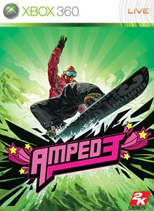 Amped 3 Logo Gamer Picture