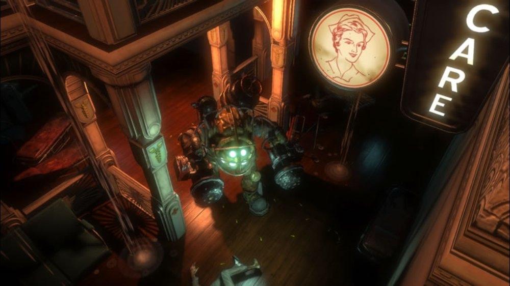 Kép, forrása: BioShock
