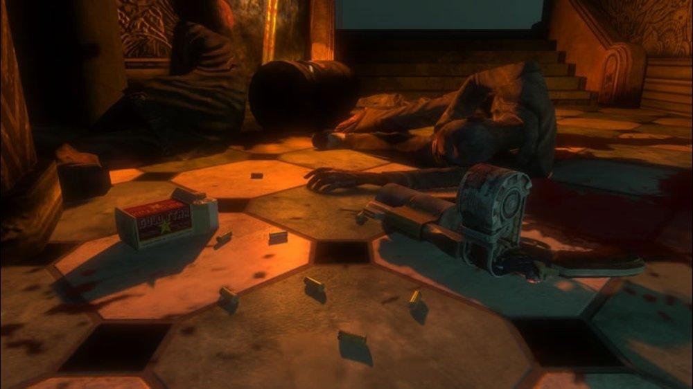 Obraz z BioShock