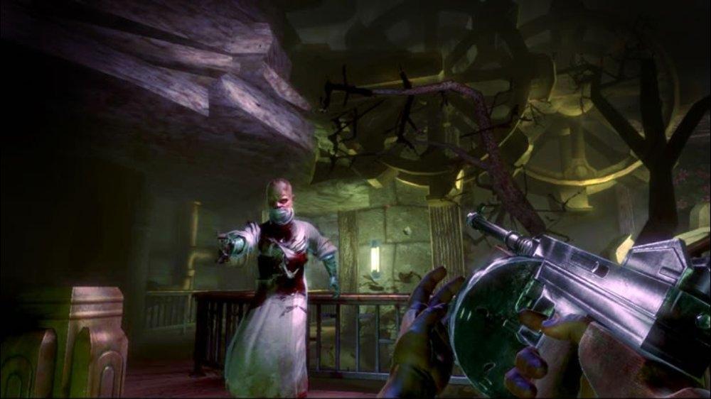 Изображение из BioShock