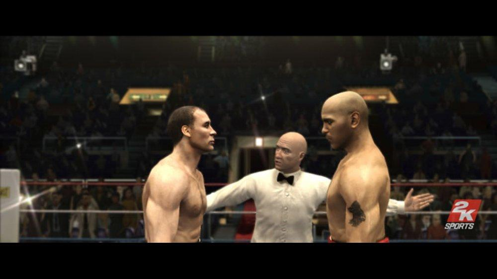 Image from Prizefighter