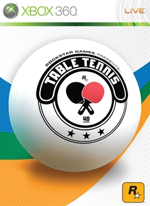 Table Tennis 3 Star Theme