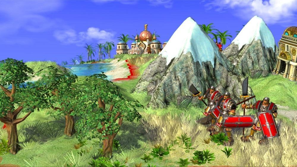 Obrázok z hry Civilization Revolution