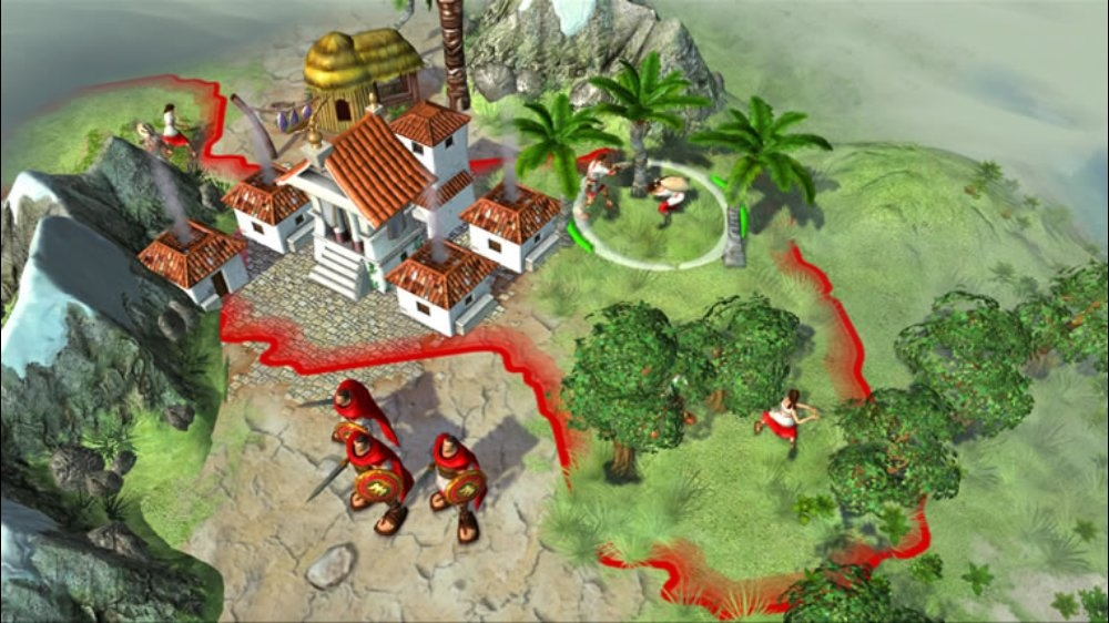 Image from Civilization Revolution