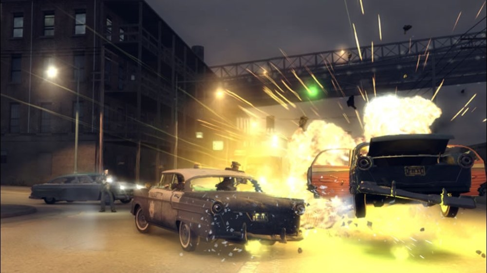 Image from Mafia II