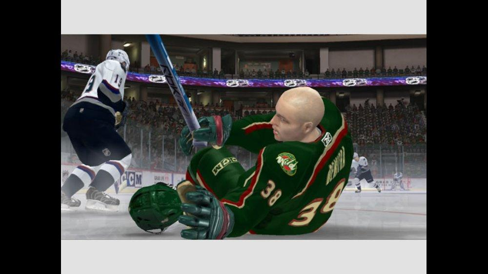 Image from NHL 2K7