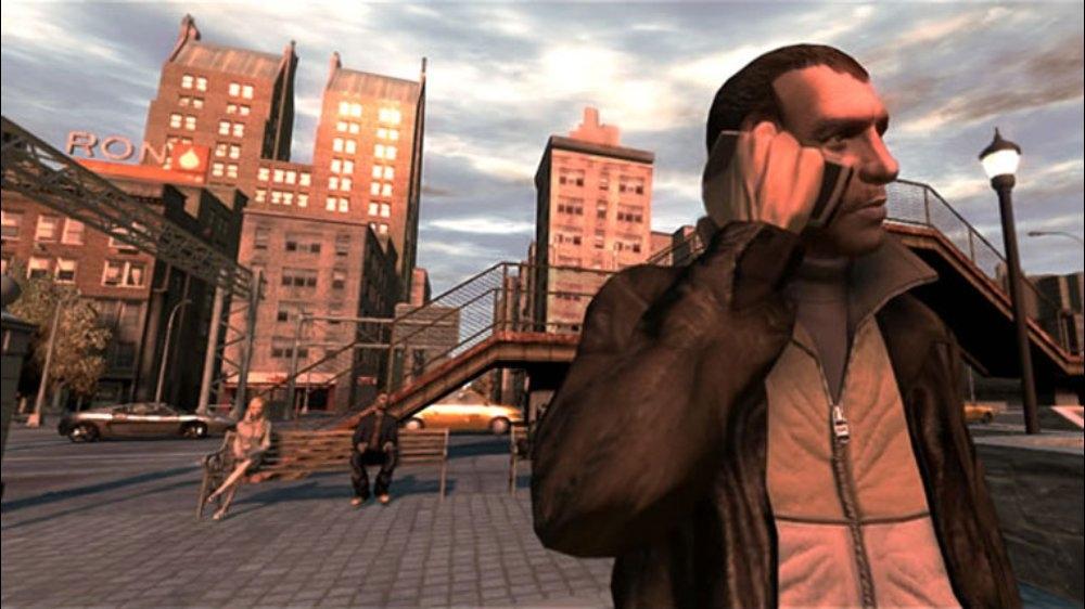 Obraz z GTA IV