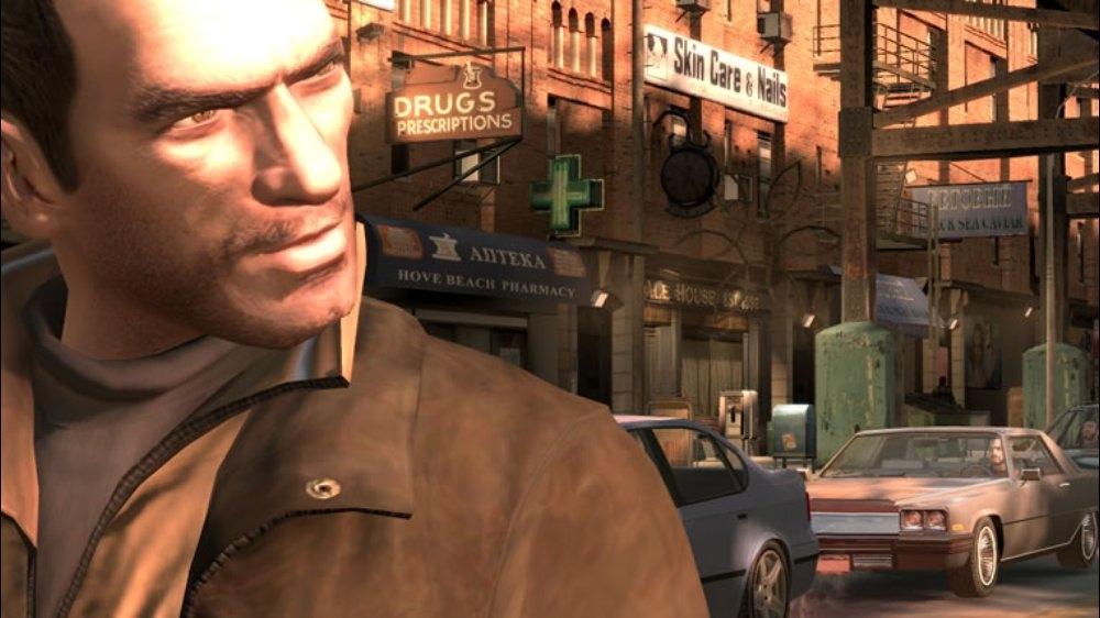 Imagen de GTA IV