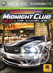 Midnight Club LA boxshot