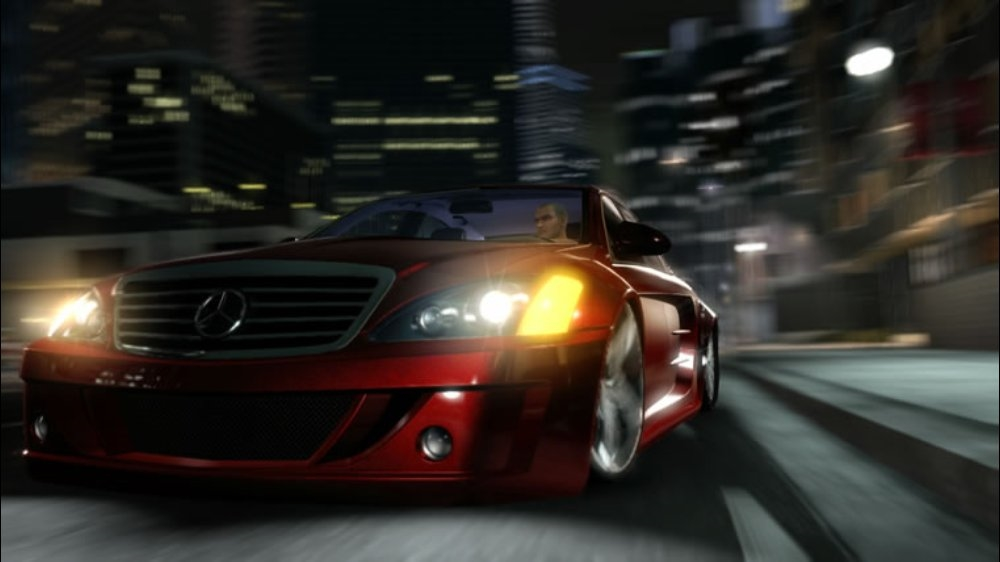 Image from Midnight Club: LA