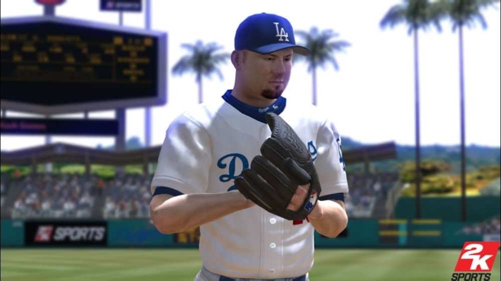 Image from MLB 2K7