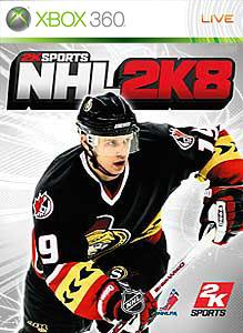 NHL 2K8 NSH Picture Pack