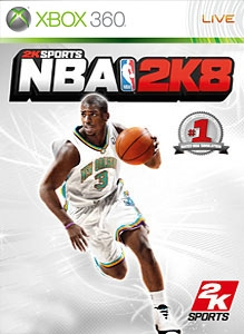 NBA 2K8 SEA Picture Pack