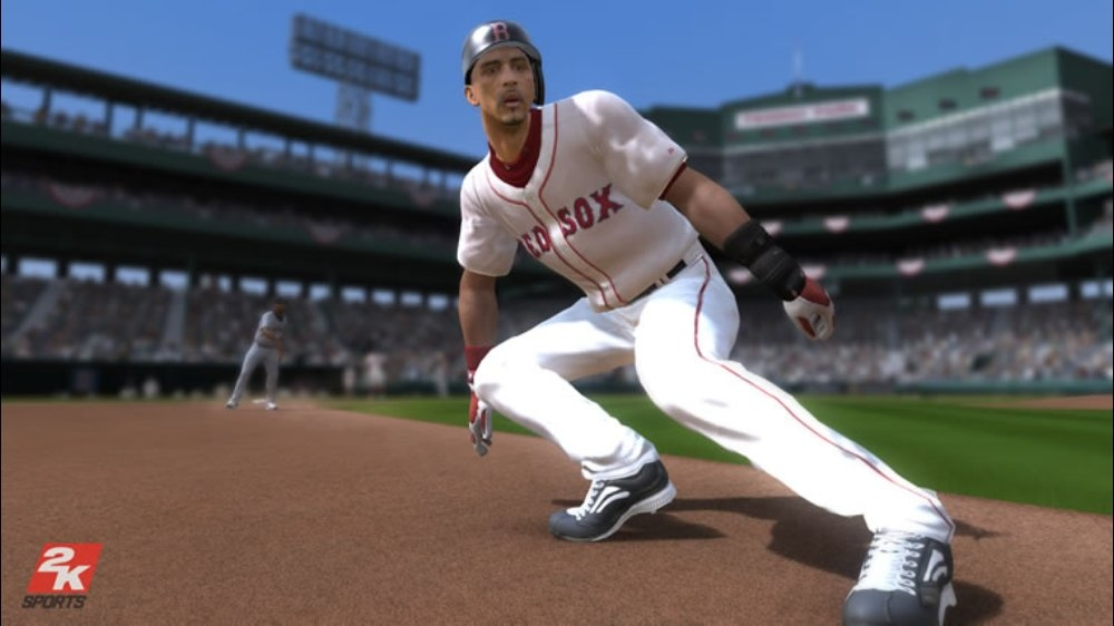 Image from MLB 2K8
