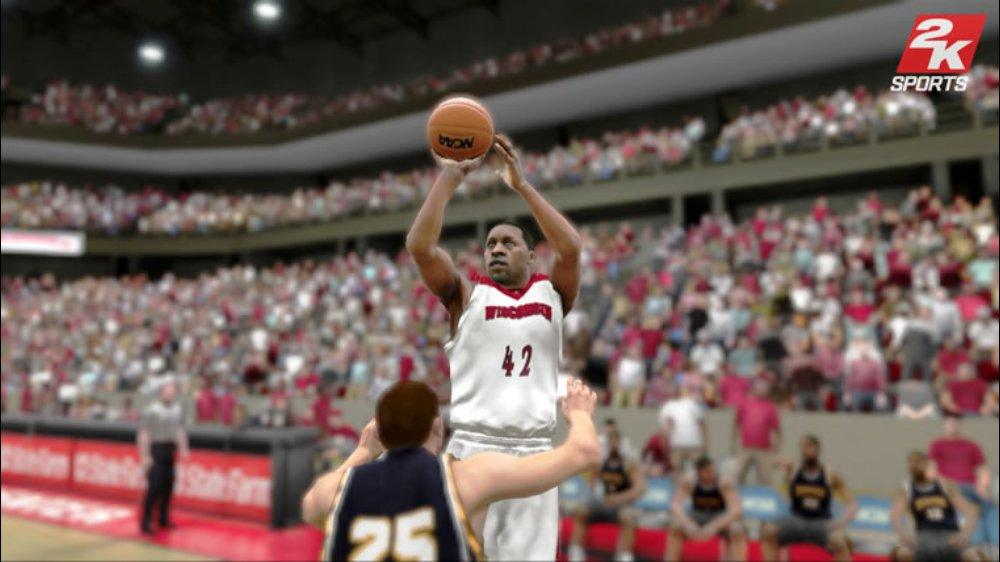 Image from College Hoops 2K8