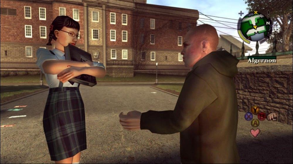 Snímek ze hry Bully Scholarship Ed.