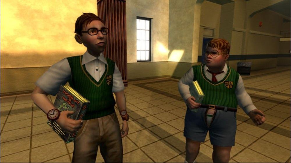 Obrázok z hry Bully Scholarship Ed.