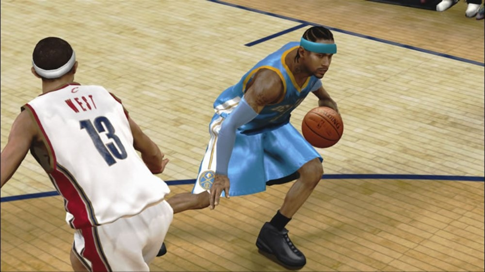 Image from NBA 2K9