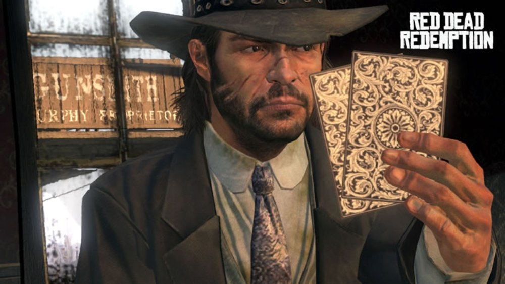 Snímek ze hry Red Dead Redemption