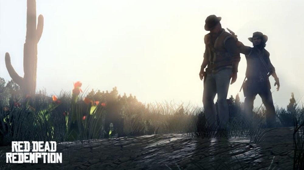 Изображение из Red Dead Redemption