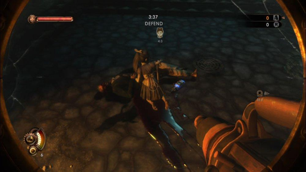 Image from BioShock 2