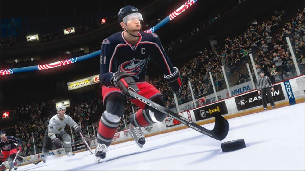 Image from NHL 2K9