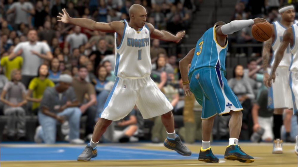 Image from NBA 2K10