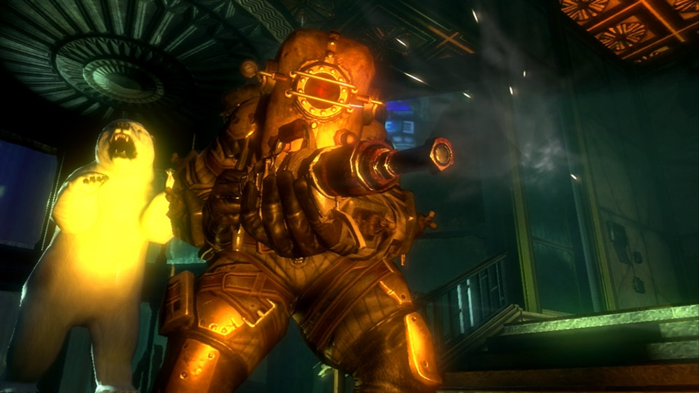 Imagem de BioShock 2